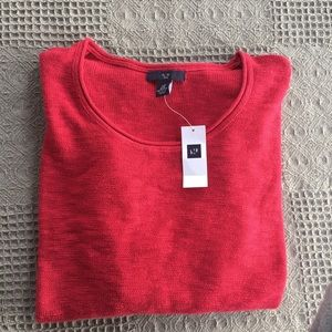 Gap Red Pullover Sweater Tunic M